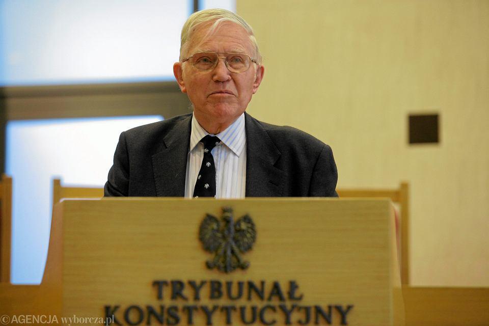 Prof. Zbigniew Pełczyński