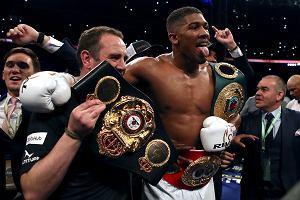 Joshua - Kliczko. Wielka walka w Londynie. Jest nowy król wagi ciężkiej