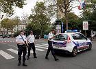 Operacja policji w centrum Paryża - alarm okazał się fałszywy