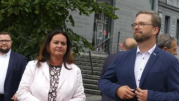 Wybory samorządowe 2018. Barbara Kamińska, kandydatka Koalicji Obywatelskiej na prezydenta Opola, przedstawia plany programowe dla seniorów