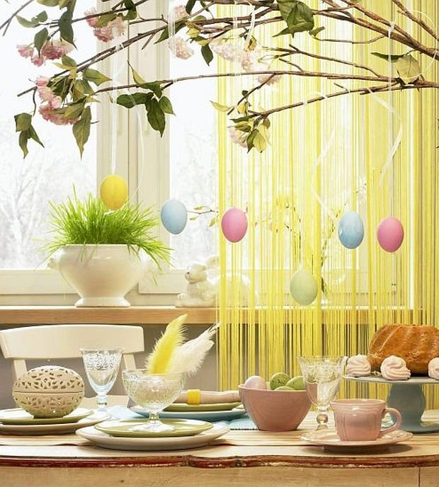 Dekoracje Domu Na Swieta Wielkanocne Bijzonderjezelf