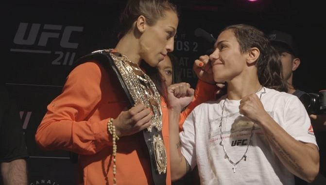 UFC 211. Joanna Jędrzejczyk - Jessica Andrade. O której godzinie ...