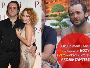 Micha� �urawski  i Roma G�siorowska