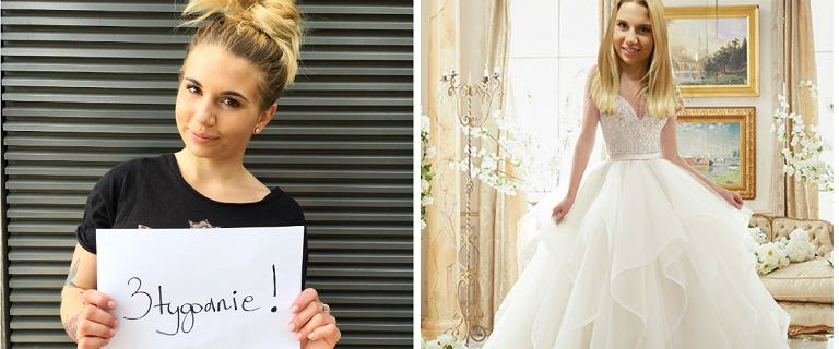 #30dnidoślubu - 3 tygodnie do przymiarki sukni [WYZWANIE MYFITNESS]