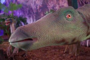 Potężne ryczące dinozaury przyjechały do Chorzowa