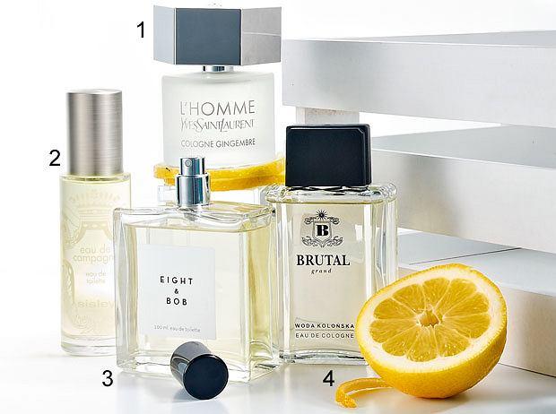 Perfumy: ciekawe wody kolońskie