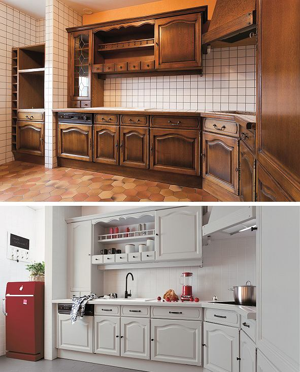 Okleiny na meble kuchenne