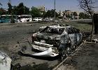 Zamach bombowy w stolicy Syrii. Nie żyje 20 osób