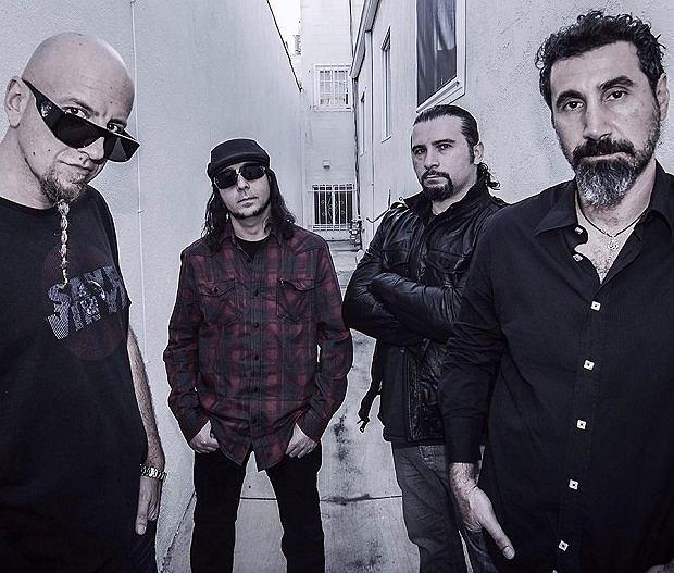 Chino Moreno pojawił się gościnnie na koncercie System of a Down w ramach Rock in Rio.