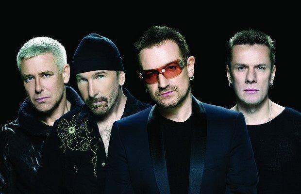 Dwóch polskich fanów U2 zagrało wraz z legendą rocka.