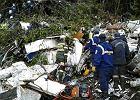 Brak paliwa, błędy pilota i wieży. Wiadomo, dlaczego w Kolumbii zginęła cała piłkarska drużyna