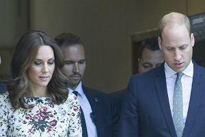 Książę William i księżna Kate pierwszy dzień pobytu w Polsce spędzili w Warszawie.