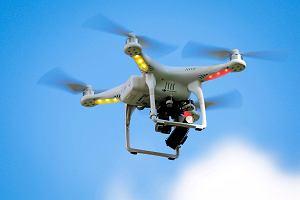 Rosjanin lata� dronem nad kancelari� premiera. Zosta� zatrzymany