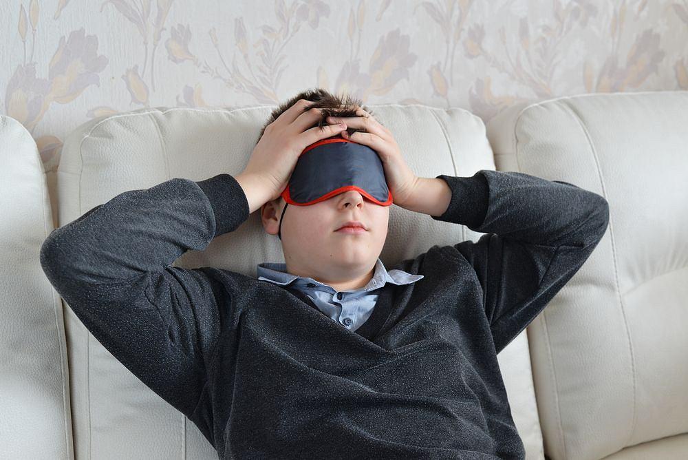Światłowstręt bardzo często objawia się podczas migrenowych bólów głowy i towarzyszy tzw. aurze.