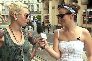 Street Fashion: Upalny dzień w studiu tatuażu