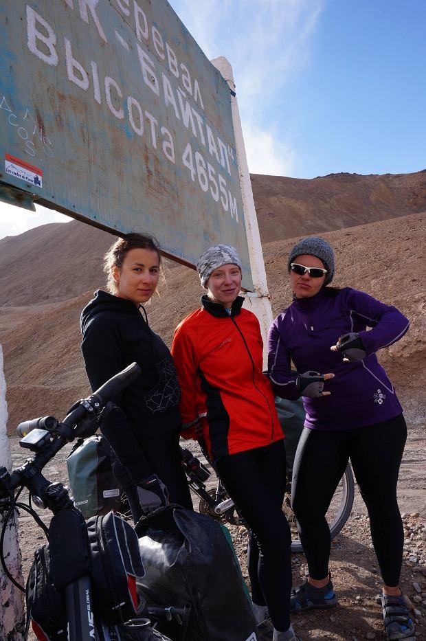 Zdjęcie numer 4 w galerii - Sześć tysięcy kilometrów, sześć azjatyckich krajów, trzy kobiety na rowerach