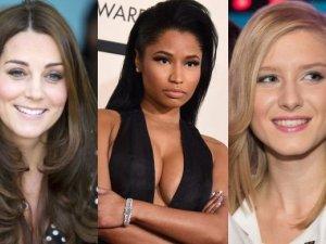 Ksi�na Kate, Nicki Minaj, Kinga Duda