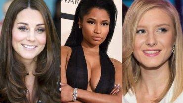 Ksi�na Kate i Nicki Minaj s� w tym samym wieku. A Kinga Duda ma tyle samo lat co...