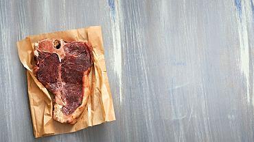 Stek T-bone
