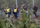 Aresztowano 21 węgierskich policjantów na granicy z Ukrainą