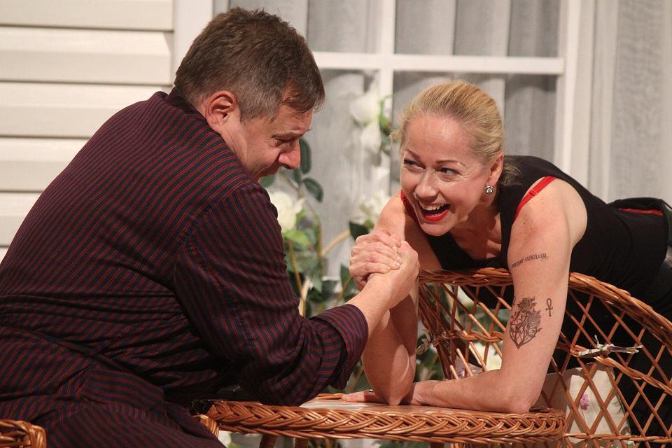 Miłość i polityka - spektakl Teatru Bo Tak