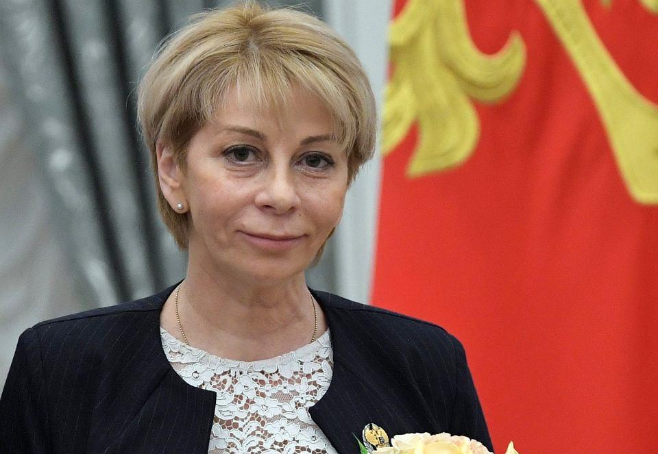 Jelizawieta Glinka, jedna z ofiar katastrofy tupolewa nad Morzem czarnym