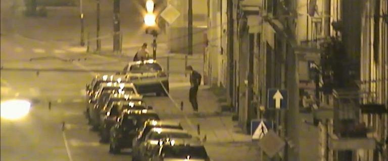 Wypadki, chuligańskie wybryki, kradzieże. Co zarejestrował miejski monitoring?