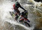 Polski motocyklista wycofał się z Rajdu Dakar