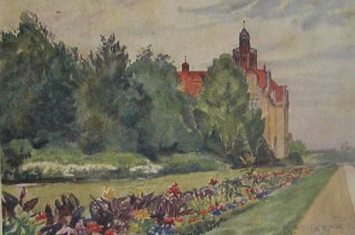 Zdjęcie numer 16 w galerii - Bydgoszcz jak malowana. Tak ją widział nasz Canaletto