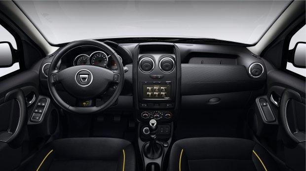 Dacia Duster Blackstorm