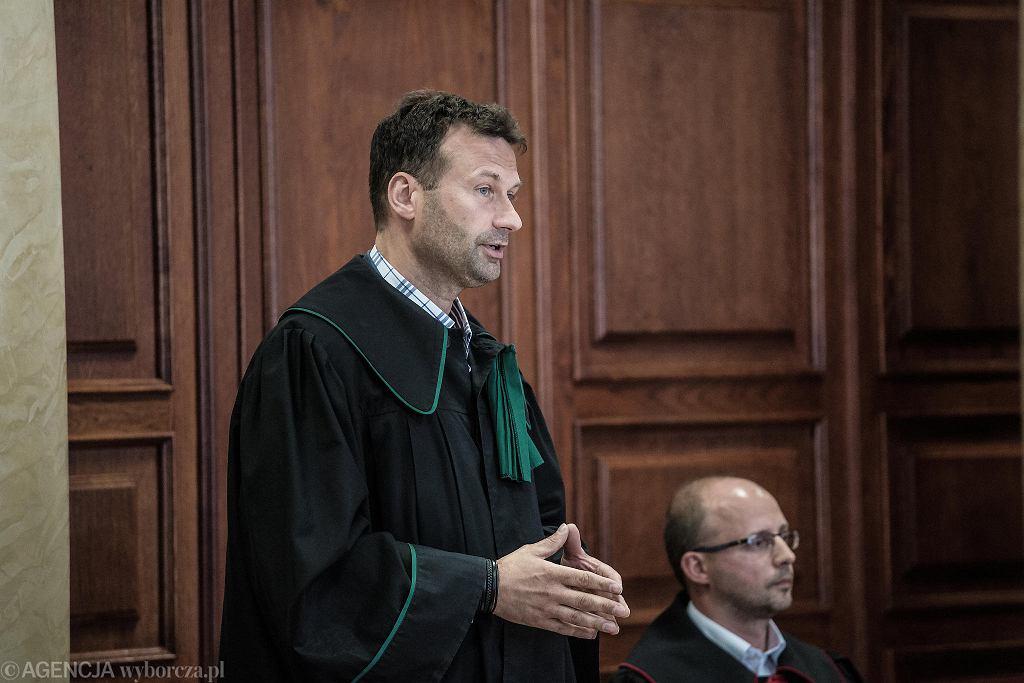 Adwokat Robert Rynkun-Werner