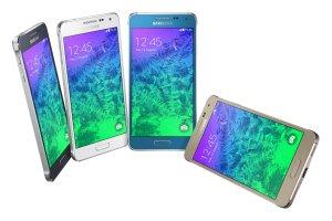 Galaxy Alpha znika z rynku, zast�pi go Galaxy A5