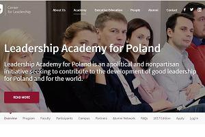 Harvard nad Wisłą. Trwa rekrutacja do Leadership Academy for Poland