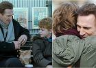 Liam Neeson i Thomas Brodie-Sangster w 'To właśnie miłość' i w 2017