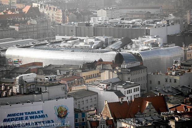 19.12.2013 Katowice . Galeria Katowice .   Fot . Dawid Chalimoniuk / Agencja Gazeta