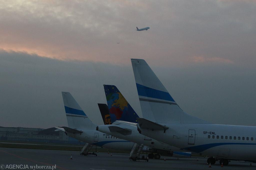 Łączny zysk linii lotniczych w tym roku spadnie