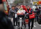 """Paryż: Po ataku na redakcję satyrycznego pisma """"Charlie Hebdo"""" wprowadzono najwyższy poziom zagrożenia terrorystycznego"""