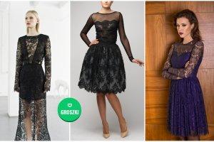 Koronkowe sukienki na każdą okazję