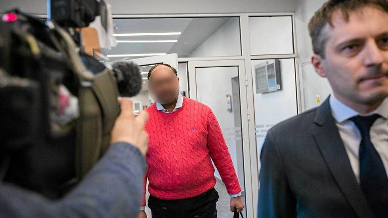 Sąd w Poznaniu. Proces oszustów Adama P. i Arkadiusza Ł., ksywa 'Hoss'