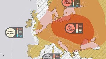 Według francuskich metrologów lato w Polsce będzie cieplejsze niż zazwyczaj