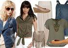 Safari dżins - miejski styl na wiosnę