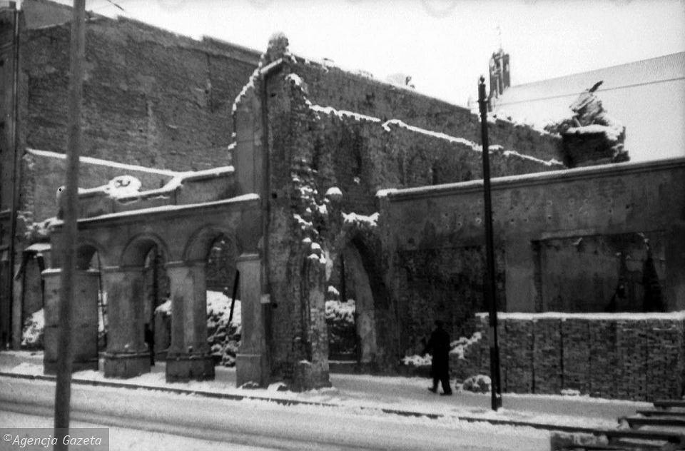 Zdjęcie numer 10 w galerii - Jak Olsztyn wracał do życia 22 stycznia 1945 r. Wspomnienia