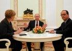 Źródła w Berlinie i Paryżu: Będzie opracowywany wspólny dokument o zakończeniu wojny na Ukrainie