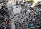 Izrael zbombardowa� ONZ-owsk� szko�� w Strefie Gazy. Chronili si� w niej uchod�cy