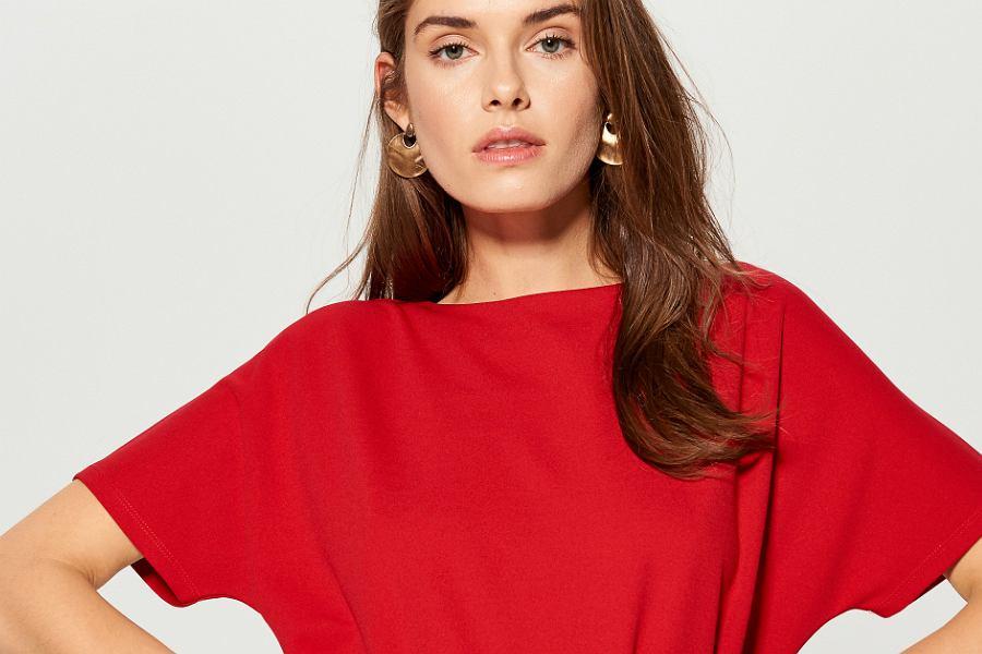Ultrakobiece Czerwone Sukienki Wybieramy Najpiękniejsze Fasony I