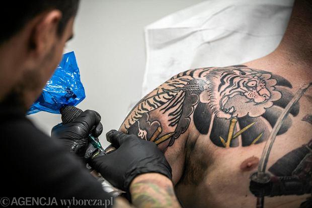 Mistrz Japońskiego Tatuażu To Już Nie Jest Wyraz Buntu Zdjęcia