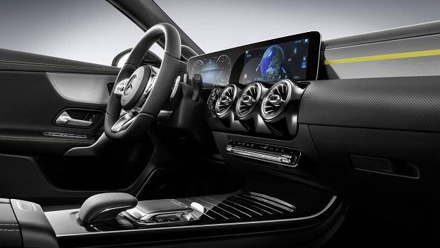 Nowy Mercedes Klasy A. Mamy zdjęcia wnętrza!