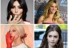 Trendy 2015: przedzia�ek na �rodku. Gwiazdy pokocha�y to uczesanie. Zdecydujesz si�?