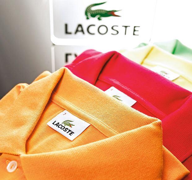 Krokodyl na korcie czyli historia marki Lacoste