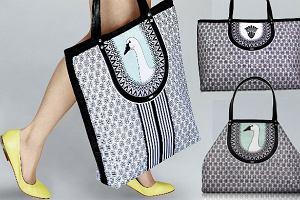 Dla kobiet ceni�cych oryginalne dodatki - torebki z nadrukami Goshico